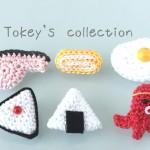 Tokey's collection             ≪かぎ針編みアクセサリー&小物≫