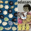 adasan & SmileBowl & ホコノンノ     ≪陶器アクセサリー/ハマナス入保湿クリーム≫