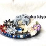 waku kiyo ≪ヘアアクセサリー雑貨≫